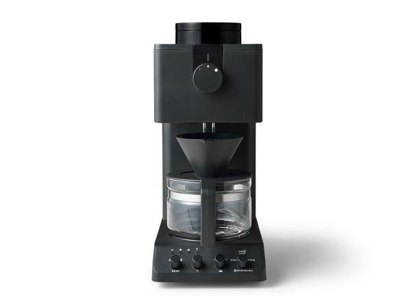 TWINBIRD 全自動コーヒーメーカー CM-D457の画像