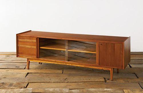 ACME Furniture『TRESTLES TV BOARD W1800』の画像