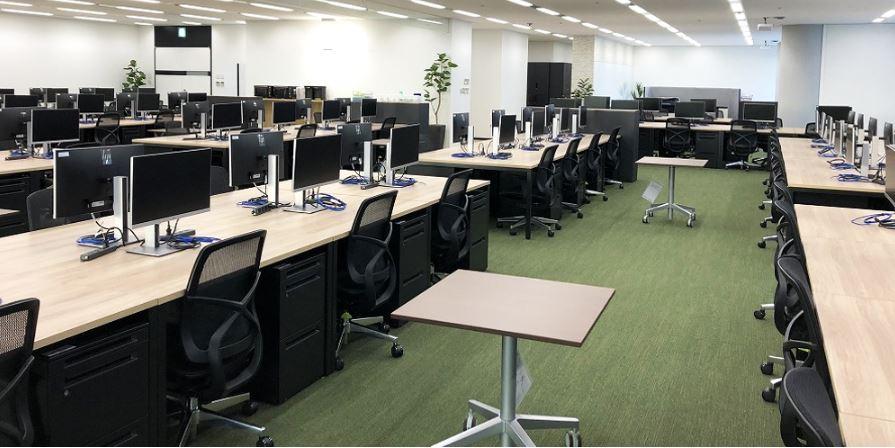 トヨタコネクティッド株式会社のオフィスの画像