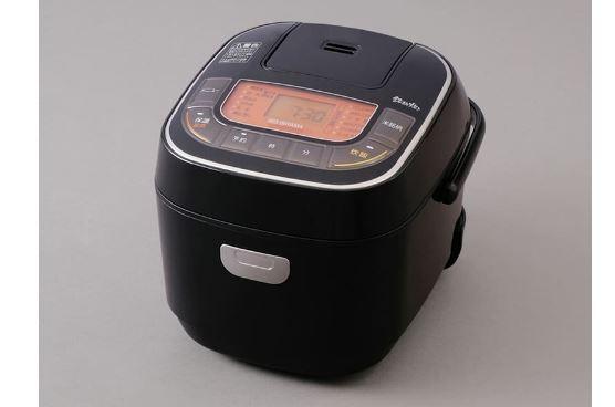 IRIS OHYAMAの炊飯器『RC-MC30-B』の画像