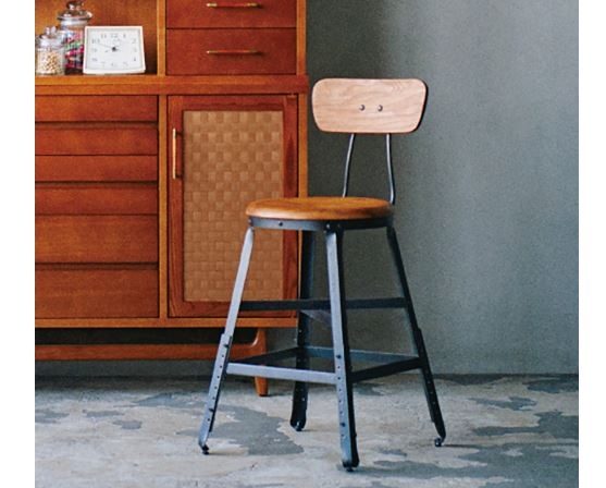 ACME Furnitureの『GRANDVIEW HIGH STOOL』