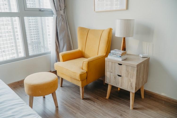 おしゃれな家具の画像