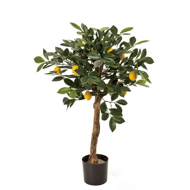 CLAS『レモンの木ポット 75cm(フェイクグリーン)』
